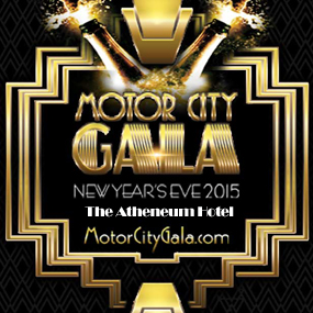 Motor City Gala - New Year's Eve Detroit
